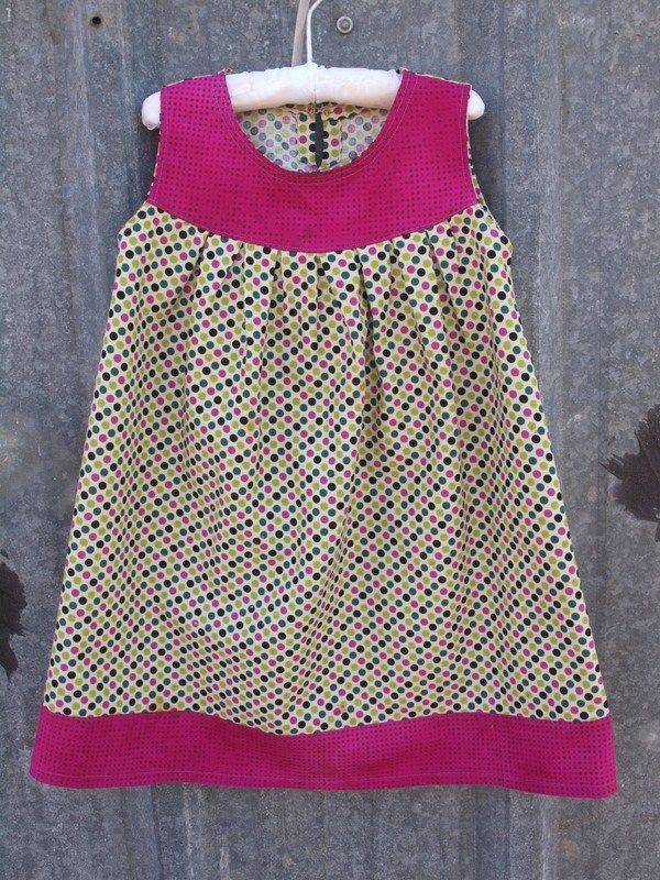 Lovely dress (pattern)