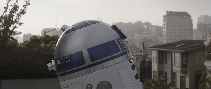 Artoo In Love #r2d2 #starwars #shortfilm #funny #geek