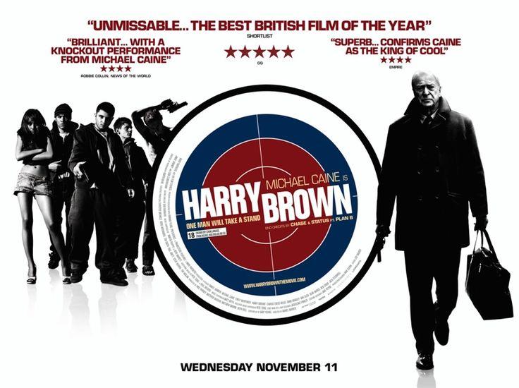 Harry Brown 2009 Sir Michael Cain
