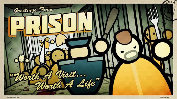 Steam Summer Getaway Sale: Prison Architect.