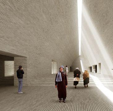 Lo studio argentino #M2R si è aggiudicato il concorso internazione indetto da #Unesco e Ministero dell'Informazione e la Cultura dell'Afghanistan per la costruzione di un centro culturale nel Bamiyan, in ricordo delle statue #buddhiste distrutte dai talebani nel 2001. Full article: https://buddhismoloto.wordpress.com/2015/03/28/un-centro-culturale-per-ricordare-le-statue-buddhiste-del-bamiyan/
