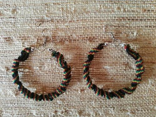 Peruvian Ethnic Earring | eBay