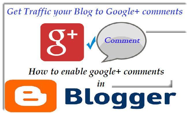 Blogger Ki Post Me Google+ Comment Enable Kaise Kare :http://supportmeindia.com/blogger-ki-post-me-google-comment-enable-kaise-kare/
