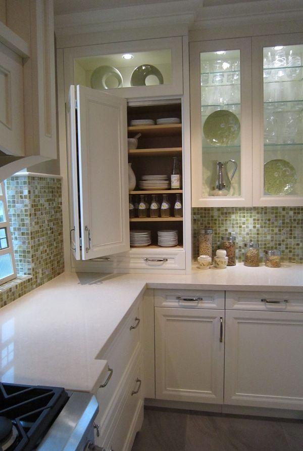 Best 40 Best Kitchen Corner Solutions Images On Pinterest 400 x 300