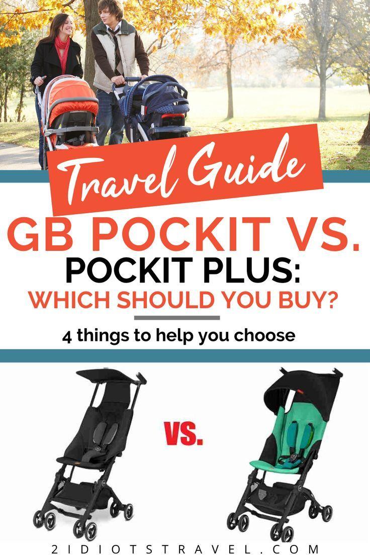 40++ Gb stroller pockit plus info