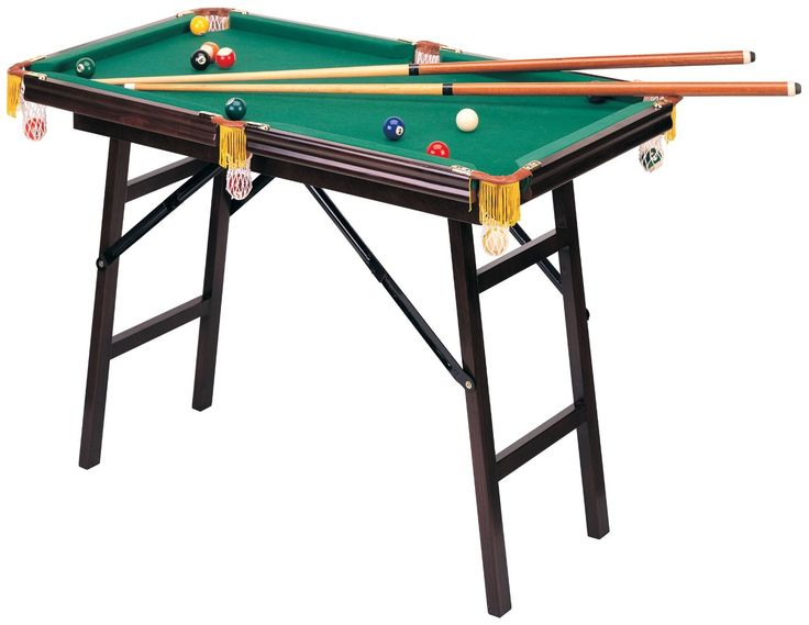 25 best ideas about folding pool table on pinterest for 52 folding table