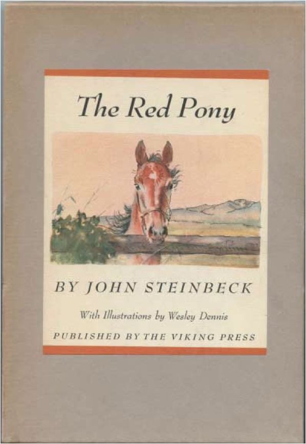 The Illustrated Red Pony