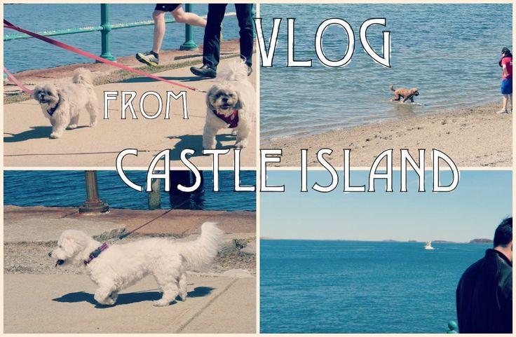 lifestyle: Strolling at Castle Island South Boston- vlog