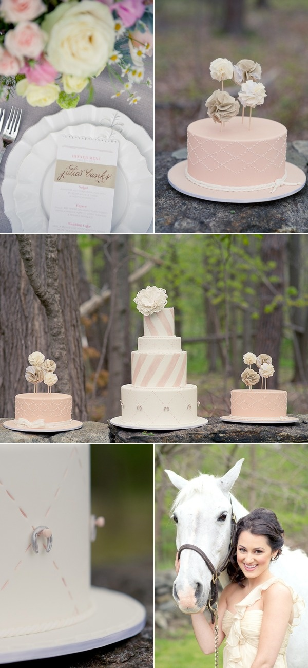 cutteee details: Fabric Flowers, Playful Cakes, Flower Cakes, Flower Cake Toppers