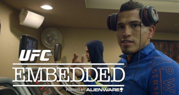 Video – UFC 185 Embedded: Vlog Series – Episode 1 | TalkingBrawlsMMA.com