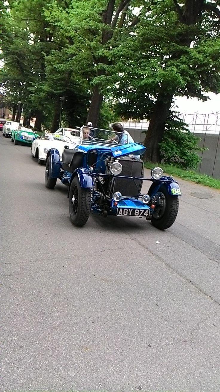 TALBO AV 105 S  Anno 1933