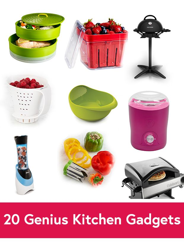 20 Kitchen Gadgets To Make Healthy Eating Easy Other New Kitchen And Health