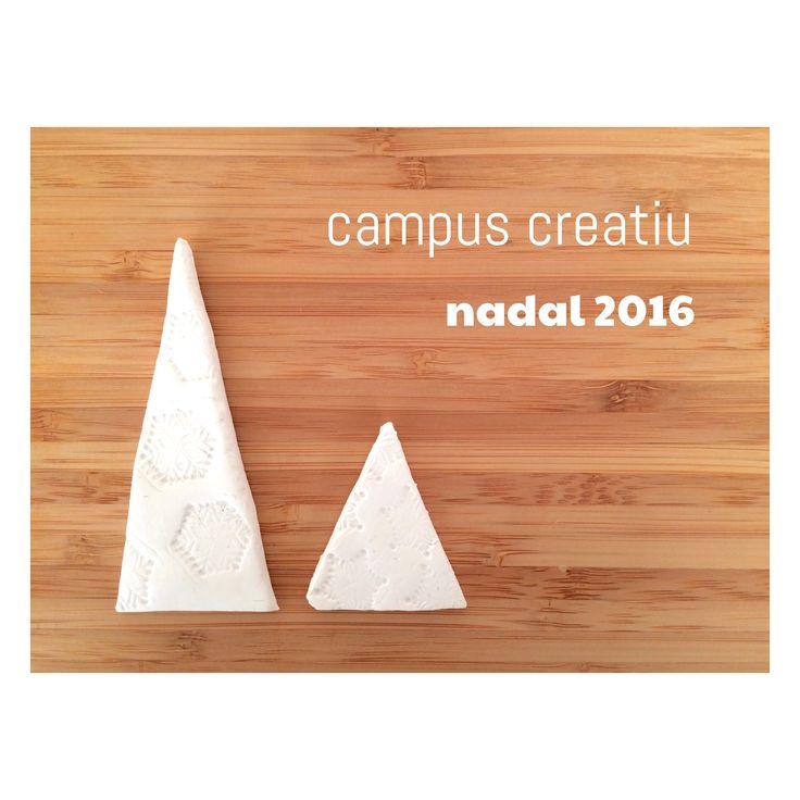 Campus creatiu Nadal 2016 #campus #kids #creative #nanüts #christmas #2016
