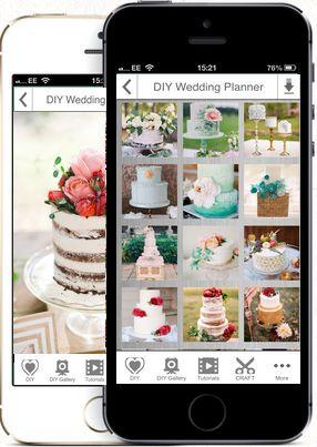 The ONLY DIY Wedding Planning APP!  #diy #wedding #weddingapp weddingplanner