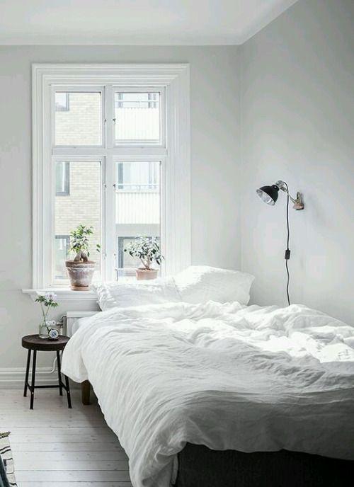 Minimalist Bedroom Bohemian Lights minimalist home diy inspiration