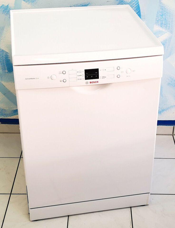 60cm Bosch Geschirrspaler Spalmaschine Sms53n52eu 16 Monate Garantie Haushaltsgerate Geschirrspuler Haushalt