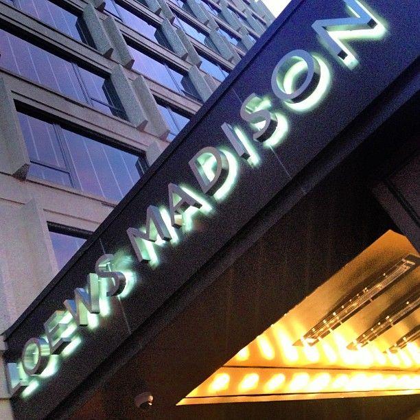 Loews Madison Hotel in Washington DC, D.C.
