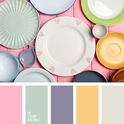 Color Palette No. 1940