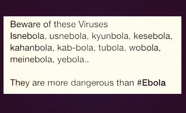 Forget Ebola - Beware of these Desi Viruses #desi #asian #www.asianlol.com