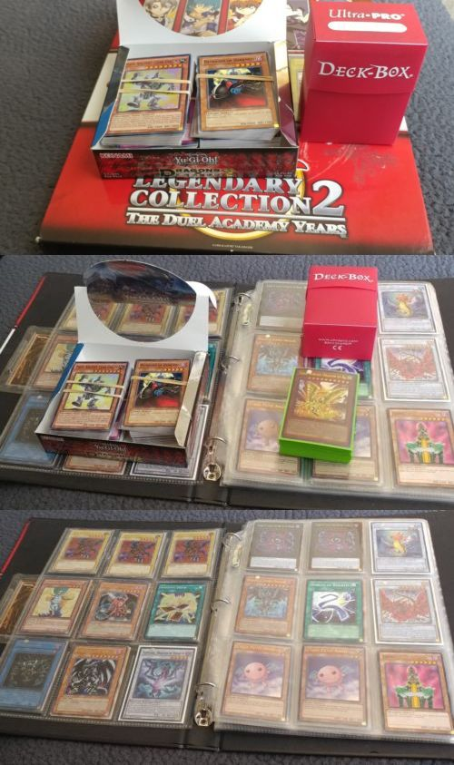 Yu-Gi-Oh Mixed Card Lots 49209: Yugioh Collection -> BUY IT NOW ONLY: $100 on eBay!