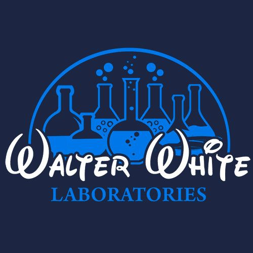 fec102479 Walter White Laboratories | I ♡ BREAKiNG BAd | Walter White, Bad ...