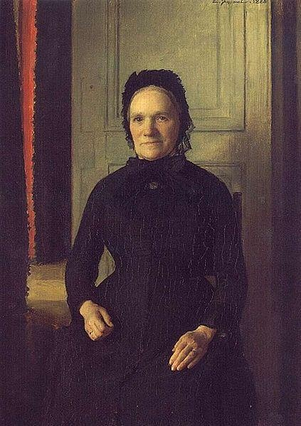 Madame Coquelin Mere Emile Friant