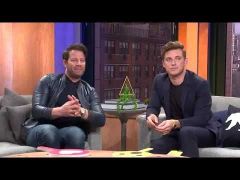 Nate Berkus and Jeremiah Brent interview