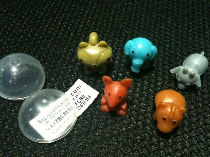 squishy animal pencil toppers Emily s favorites Pinterest Pencil toppers, Pencil and Animals