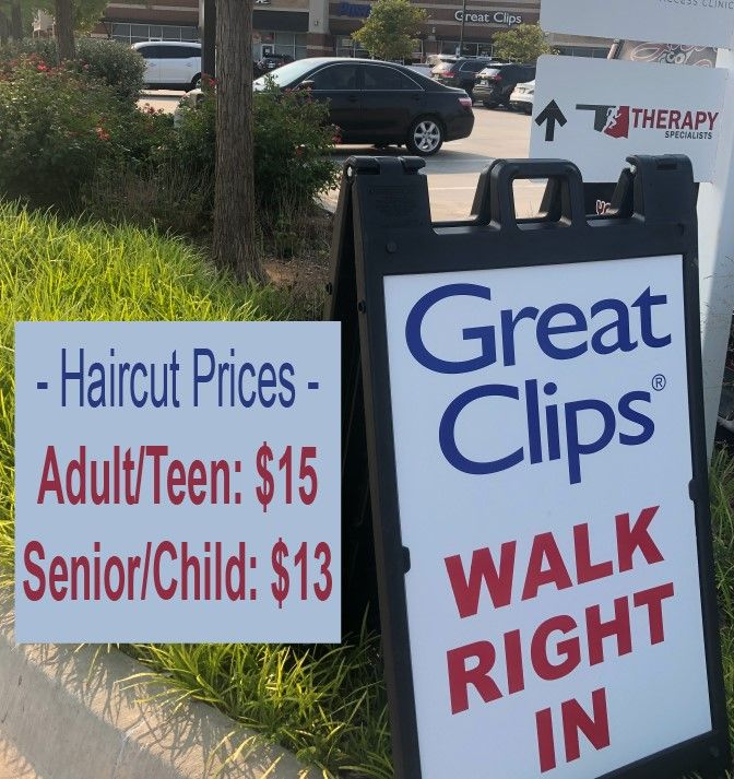 Pin On Great Clips Edmond Haircut Sale