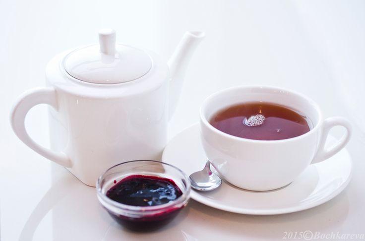 Завтрак. Чай