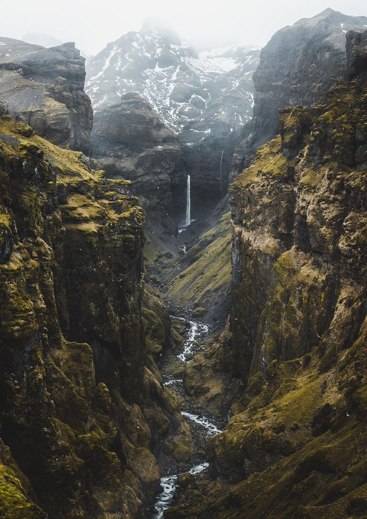 Schlucht Island. Schauen Sie sich die Vögel für Skala [1132×1601][OC]   – PEARLS OF NATURE