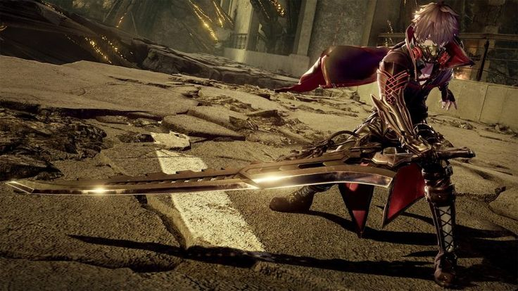 Code Vein will look its best on the upcoming Xbox One X