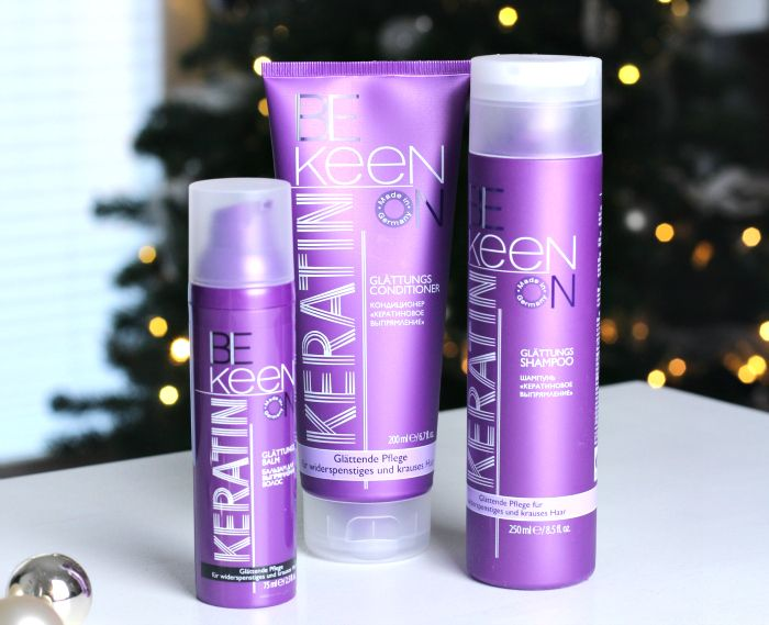 be keen hair keratin