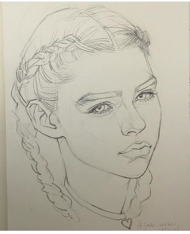 Face. Portrait. Character reference