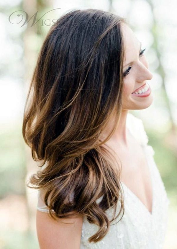 Partial Highlights Hair Color Ideas For Women