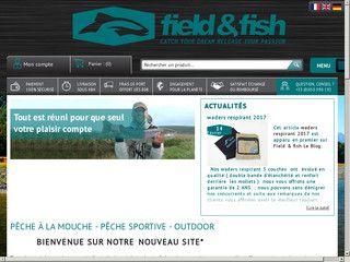 Field and Fish, spécialiste dans la vente de vêtements de pêche dispose d'une large gamme de Waders et propose des Waders sur mesure #pêcheàlamouche