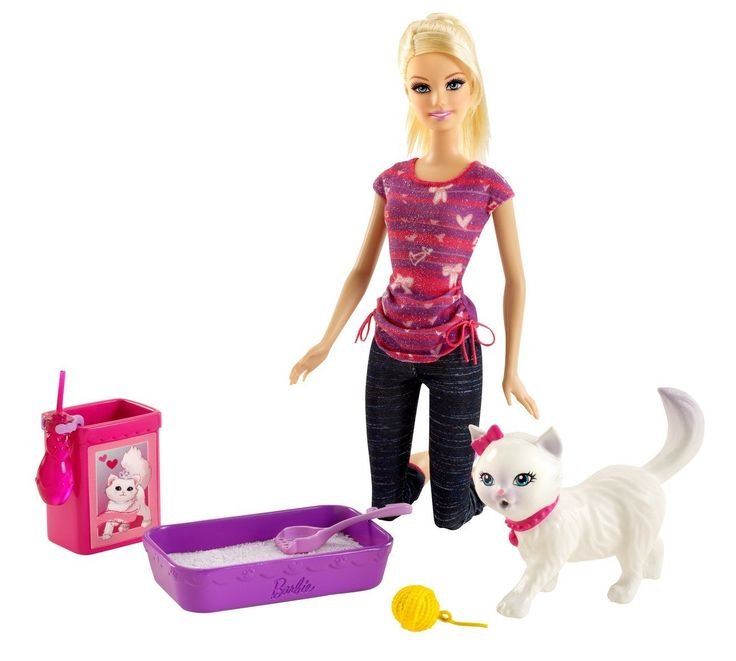 Toys For Trainers : Barbie potty training blissa amazon toys games