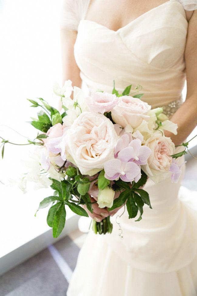 Wedding Flowers Pastel Floral Arrangements Wedding Bridal