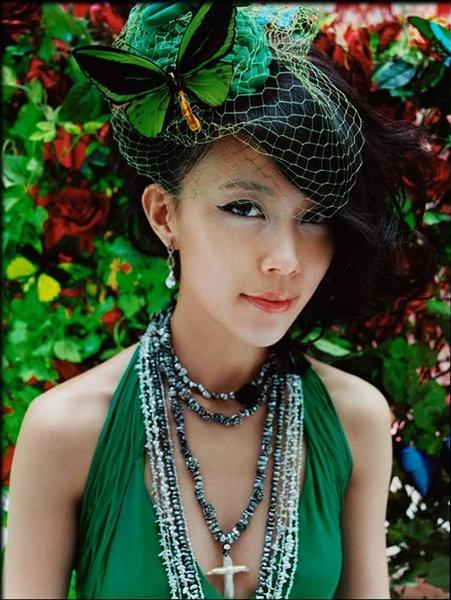 Mika Ninagawa's radiant colors