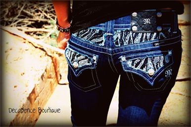 MISS ME JEANS AT DECADENCE BOUTIQUE