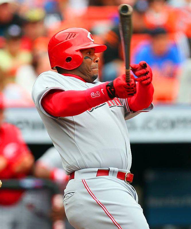 Ken Griffey Jr., Cincinnati Reds