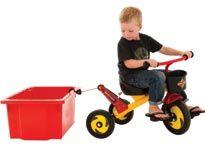 Parent Direct Catalogue: Eurotrike -Tow Trike