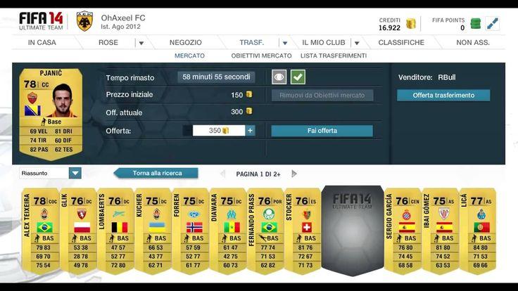 FIFA 14 UT | ROAD TO 100.000 CREDITI #1 | Fifa 14 Compravendita TUTORIAL...