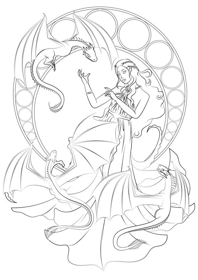 dragons soccer coloring pages - photo#15