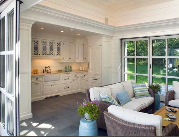 pool house interior. The Enchanted Home: Swimmingly Beautiful Pool Houses House Interior
