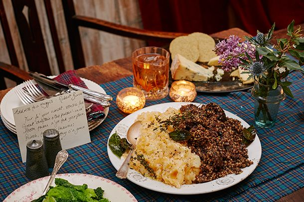 A proper Burns supper is as much about the ritual as it is about the incredible menu. We couldn't advise on that, but here's our guide to the food part.