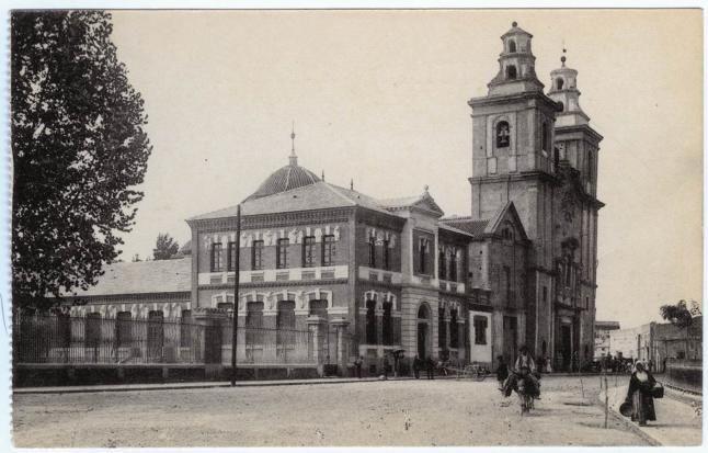 El barrio del carmen fue una de las primeras ubicaciones - Colegio de arquitectos tecnicos de murcia ...