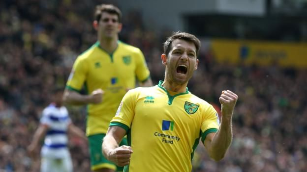 Norwich City v Queens Park Rangers