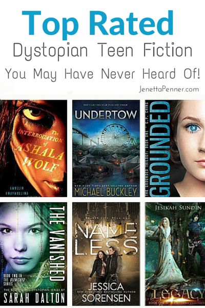 Are you as in love is YA Dystopians as I am? Lol.. I think they make me feel better about my life :) Of course there are all the ones you know about, The Maze Runner, The Hunger Games, Divergent... But there are SO many more amazing ones out there you may not have heard of yet.