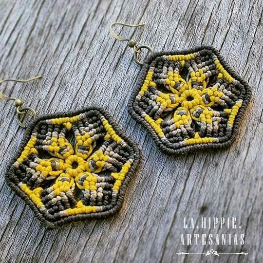 'Friendship' earrings.